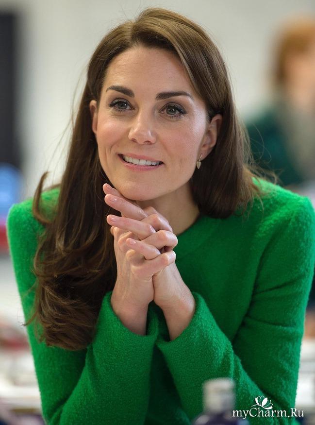Не исключено, что Кейт Миддлтон скоро объявит и о четвертой беременности
