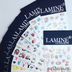 Поздравляем с победой вместе с брендом LAMINE la collecte.