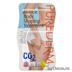 Purederm / Патчи Miracle Body Shaping Treatment