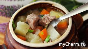 Вкусная и Ароматная Картошечка в горшочках с мясом и овощами