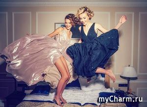 Полина Гагарина пробует совместить карьеру певицы с карьерой модельера