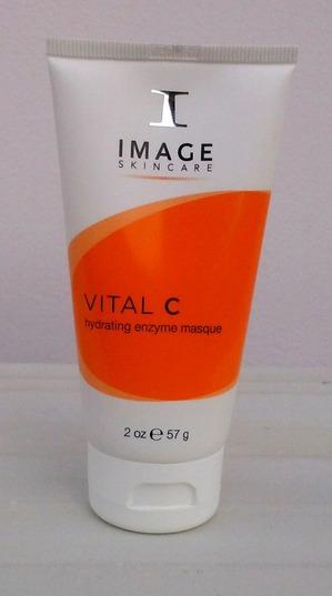 Энзимная маска для лица Vital C от Image skincare.