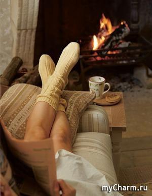 Зимой так хочется тепла и уюта!
