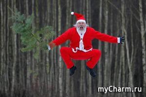 """Обмен подарками """"Тайный Санта"""". Отчет."""