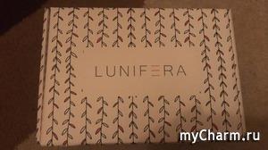 Прекрасный бьюти-бокс LUNIFERA BOX Мультимаска + подробный разбор каждой маски