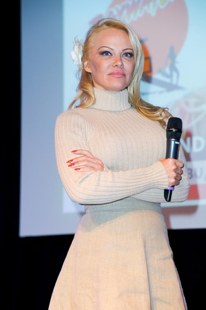 Памела Андерсон убеждена, что «взрослые» фильмы «отупляют» мужчин