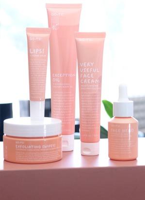 Go-to skin care -- австралийский бренд уходовой косметики.