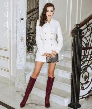 Анастасия Костенко высветлила волосы