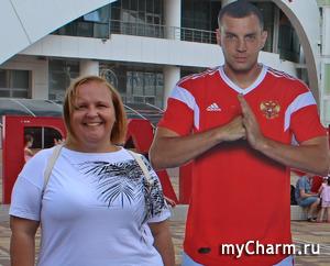 Как я была на футболе, рыцарском турнире и в Кремле