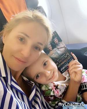 Татьяна Навка показала лицо без макияжа