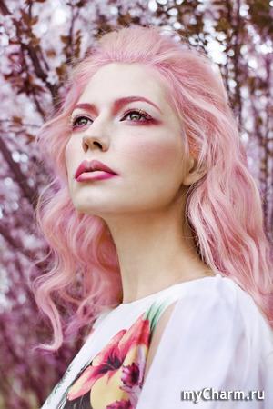Розовая маска для волос: для чего она нужна?