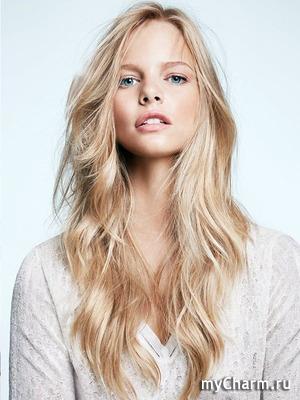 Блонд: как сохранить цвет