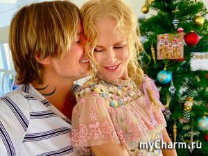 Николь Кидман снова готовится стать мамой