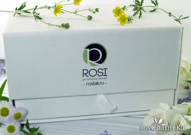 Чудесная коробочка от Rosi получена