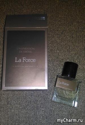 Селективный аромат La Force L'INSPIRATION DE SIBERIE