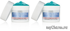 Маска для лица Hyaluronic acid от Advanced Clinicals.