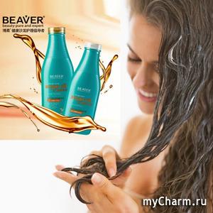 Сила арганы и кератина для волос