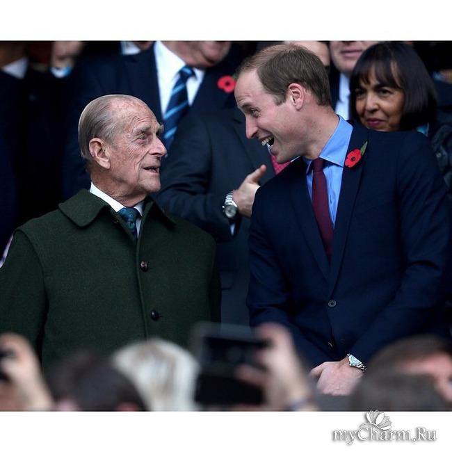 Супруг Елизаветы II отпраздновал свое 98-летие