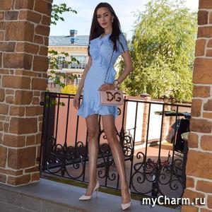 Объем талии Анастасии Тарасовой достиг 58 сантиметров