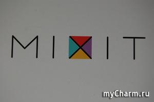Пришел мой Beauty-box от Mixit