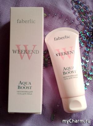 Приятное увлажнение кожи от Faberlic