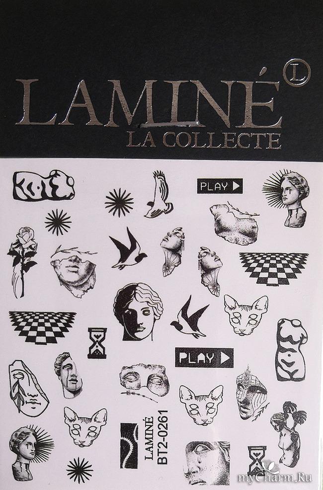 """Мое первое знакомство с брендом """"LAMINE la collecte"""""""