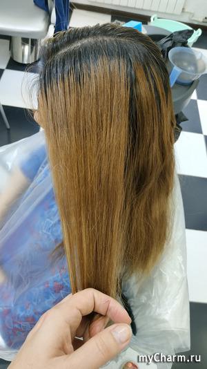 Русый цвет волос: быстро и просто