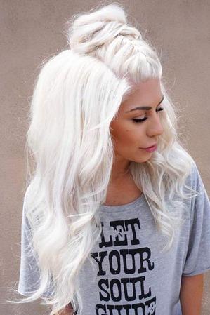 Современный блонд - что это?