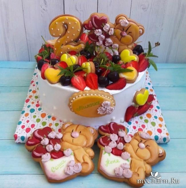 Помогите выбрать торт