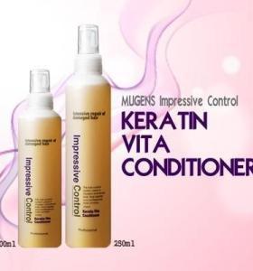 Моя косметическая находка- несмываемый спрей для волос Keratin Vita Konditioner