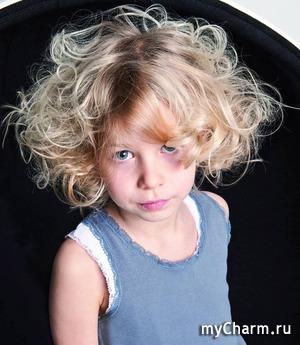 Как упростить расчесывание детских волос?