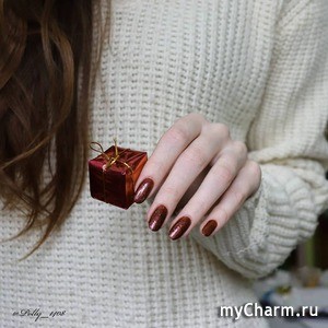 Маникюрный флешмоб. Подарки от бренда ShopNailArt.ru.