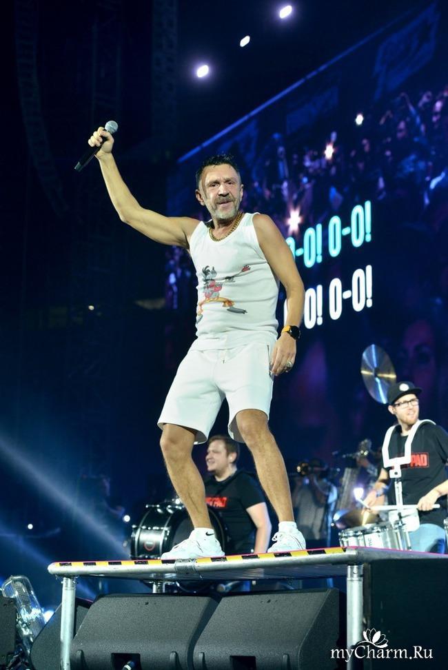Сергей Шнуров решил покинуть сцену