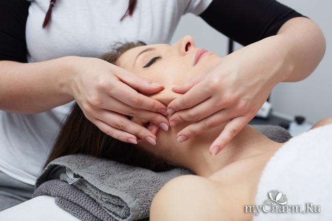 Миоструктурный массаж лица