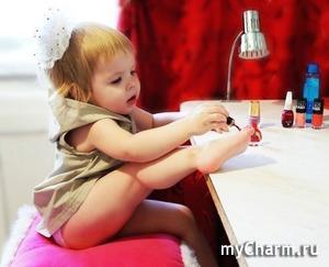 Детство - время сложное)))