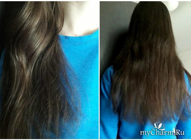 Nastena latynina. Волосы. Уход весной. ИТОГ!