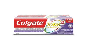 Colgate еще раз совершает прорыв в уходе за полостью рта с новым поколением зубной пасты Colgate Total®