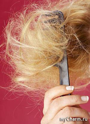 Слишком осветленные волосы: срабатываем нестандартно