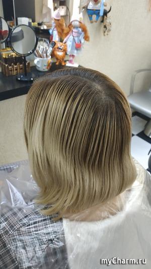 Dim-out - выгодное окрашивание для блондинок