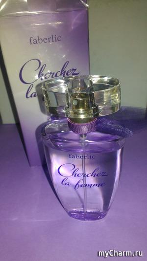 Cherchez la Femme – легкий цитрусовый аромат от Faberlic