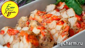 Ешь и Худей! Домашняя Колбаса из Курицы! Вкусно, Полезно и Очень Просто!