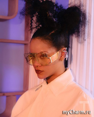 Рианна создала собственный модный дом