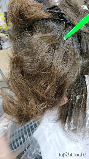 Придаем кудрявым волосам изюминку