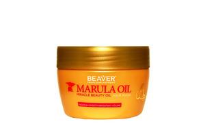 Beaver / Маска для волос Marula Oil Repairing Mask