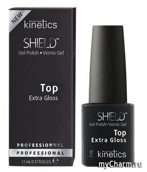 Kinetics / Топ Shield Extra Gloss Top