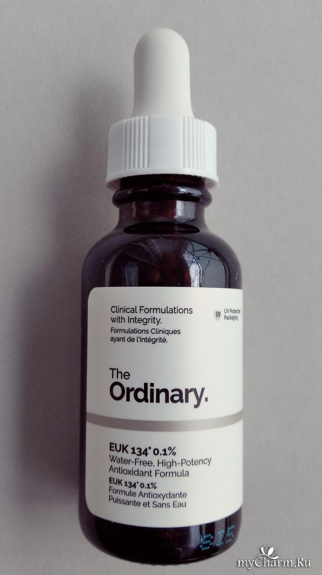 The Ordinary EUK 134*-- что это, зачем и как использовать в уходе за кожей.