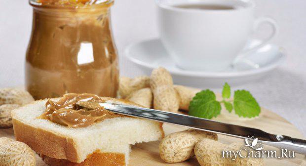 Арахисовая паста# диетическое питание# полноценное питание