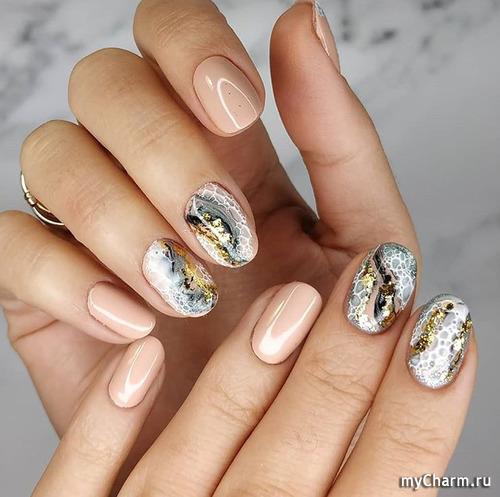 пузырьки на ногтях
