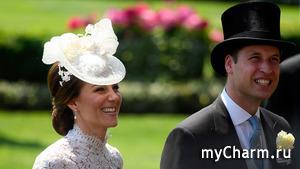 Принц Уильям наградил свою домработницу орденом