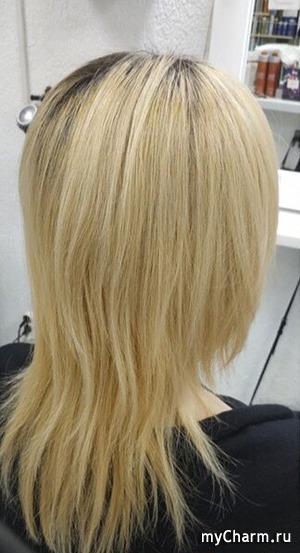 Новая грань осветленных волос